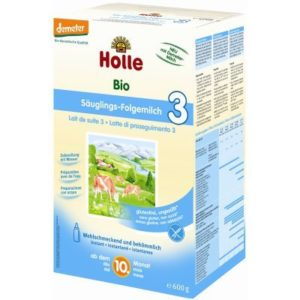 Holle Organic Baby Formula Stage 3 (21 ounces)