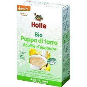 Holle Organic Spelt Porridge