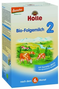 Holle Organic Baby Formula Stage 2
