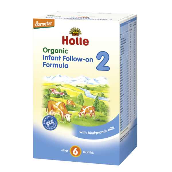 Holle Organic Baby Formula Stage 2 (after 6 months)