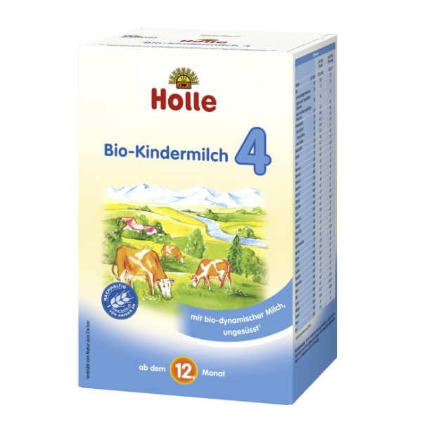 Holle Organic Baby Formula Stage 4
