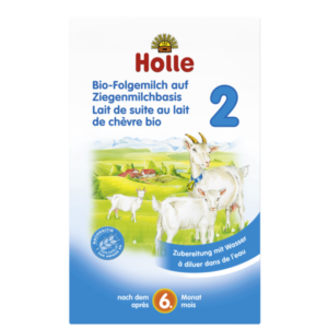 Holle Organic Goat Milk Formula Stage 2