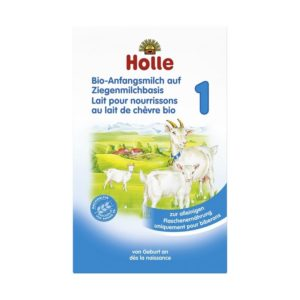 Holle Organic Goat Milk Formula Stage 1