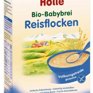 Holle Organic Rice Porridge Cereal