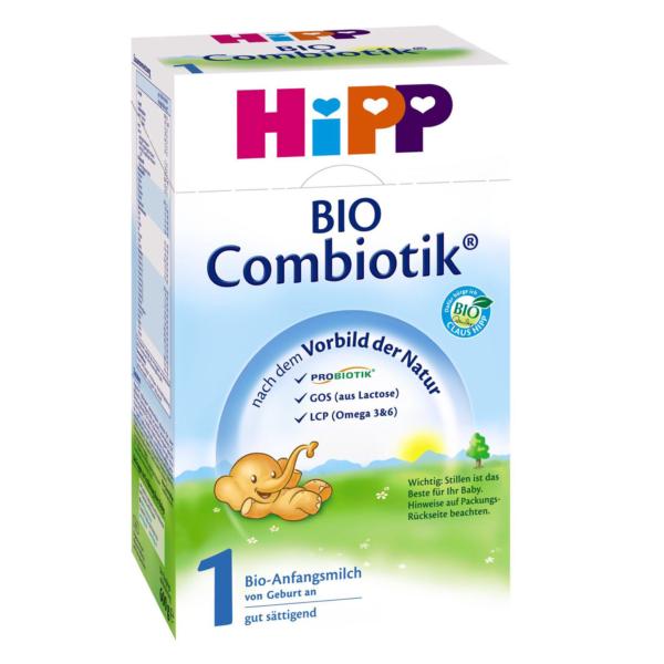 Hipp Bio Combiotic Organic Baby Formula Stage 1