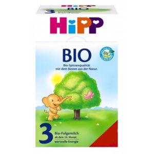 Hipp Bio-organic baby formula stage 3